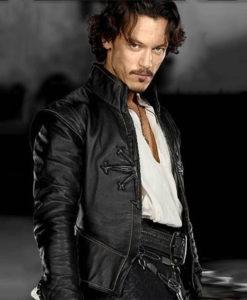 Dracula Untold Luke Evans Jacket