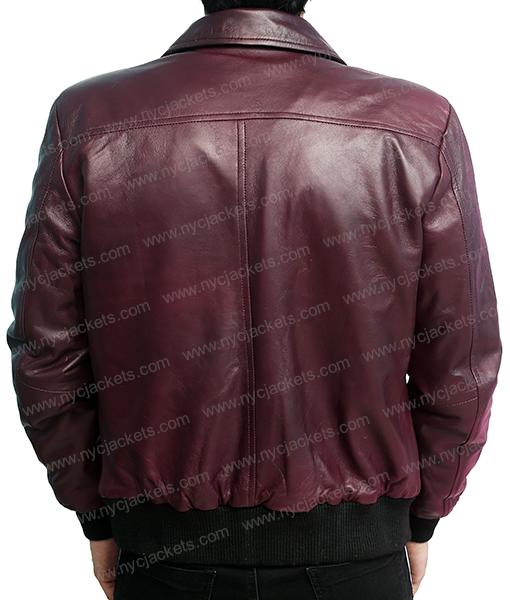 Drake Maroon Jacket