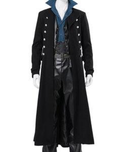 Fantastic Beasts Johnny Depp Coat