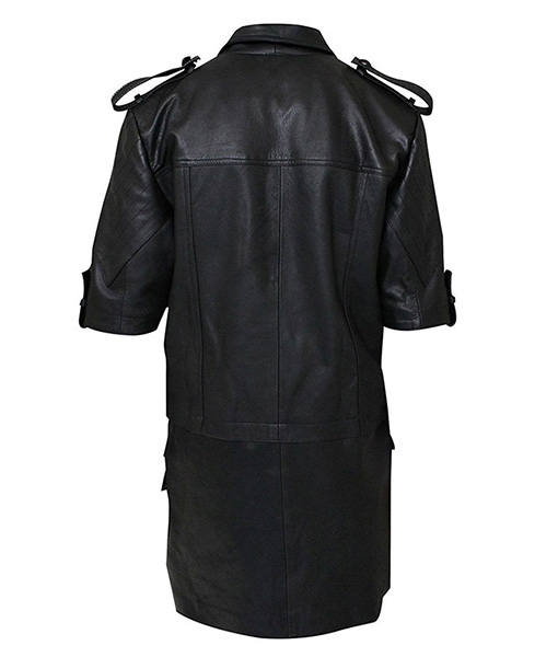 Final Fantasy XV Noctis Lucis Caelum Leather Jacket