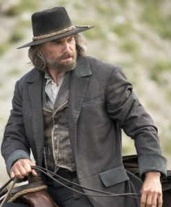 Hell On Wheels Coat