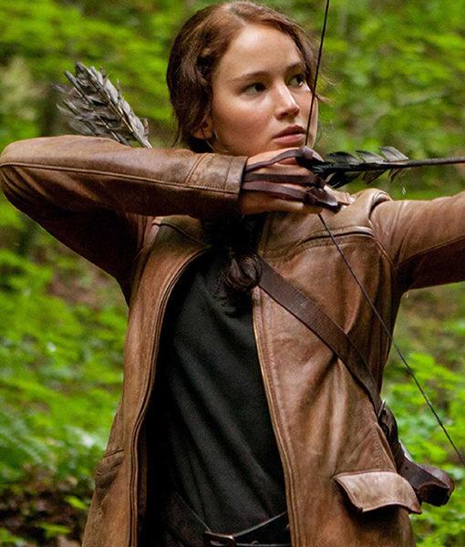 Hunger Games Katniss Jacket