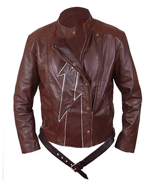 Jay Garrick Flash Brown Jacket
