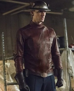 Jay Garrick Flash Brown Jacket