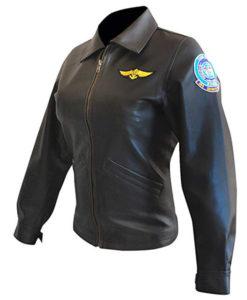 Kelly McGillis Top Gun Jacket