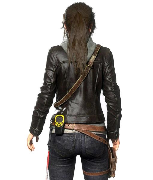 Lara Croft Rise of The Tomb Raider Jacket