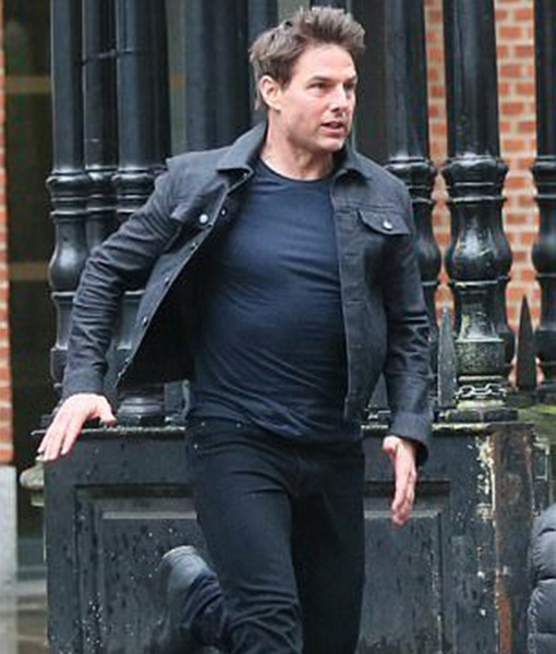 Mission-Impossible-Fallout-Tom-Cruise-Black-Cotton-Jacket-Front