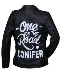 One For The Road Conifer Alex Turner Black Jacket