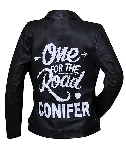 One For The Road Conifer Alex Turner Black Jacket Back