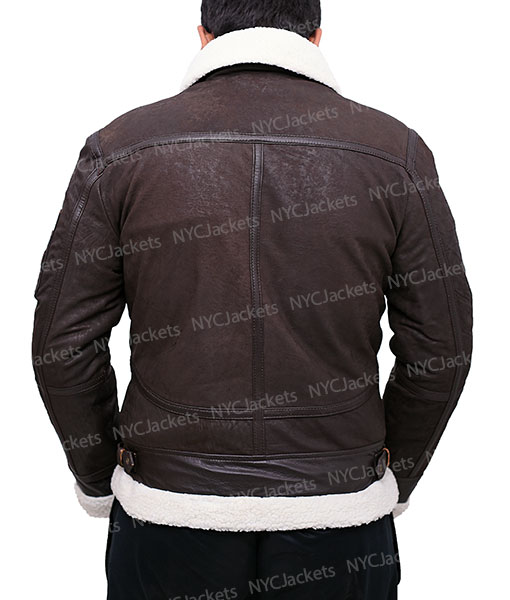 Power 50 Cent Leather Jacket
