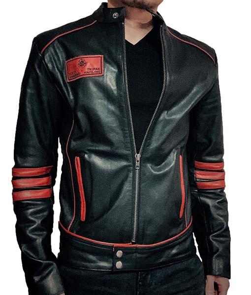 Power Rangers RPM Scott Truman Jacket