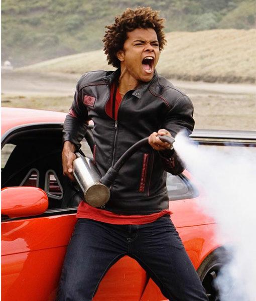 Power Rangers RPM Scott Truman Leather Jacket