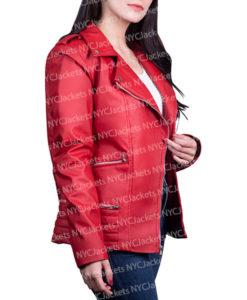 Cheryl Blossom Riverdale Serpent Red Jacket
