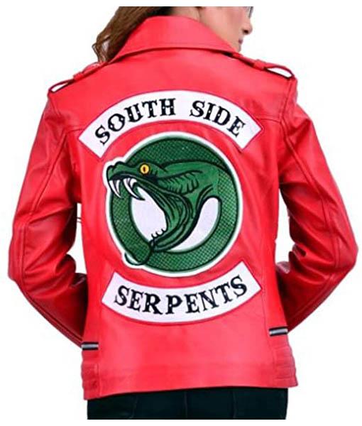 Riverdale Serpents Cheryl Blossom Jacket