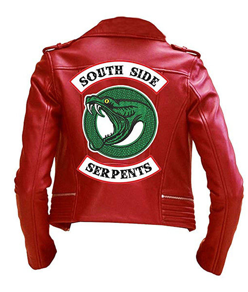 Riverdale Southside Serpents Cheryl Blossom Jacket