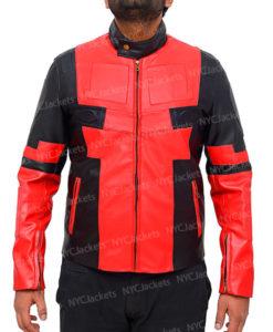 Ryan Reynolds Deadpool Jacket