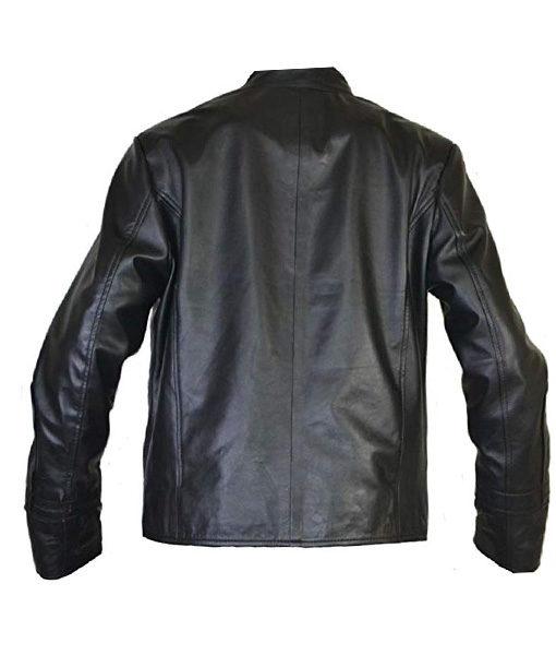 Spiderman Venom Leather Jacket