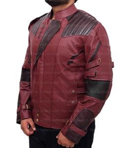 Avengers Infinity War Star Lord Jacket