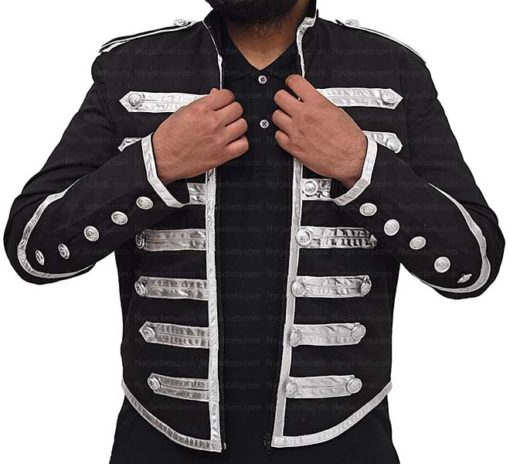 Black Parade My Chemical Romance Jacket (4)