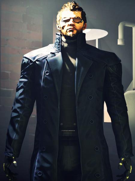 Deus Ex Human Revolution Adam Jensen Coat