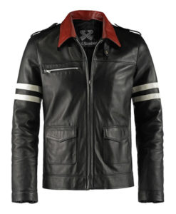 Prototype Alex Mercer Leather Jacket