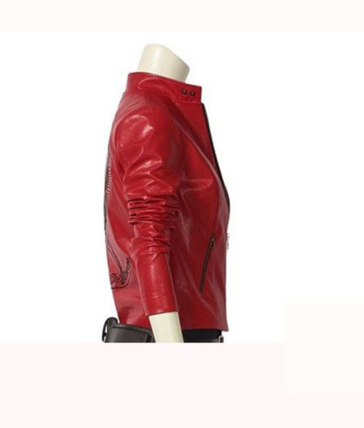 Resident Evil 2 Claire Redfield Jacket