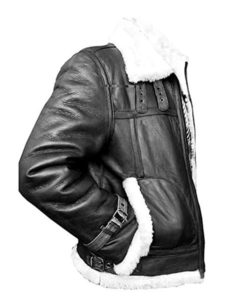 B3 Bomber Sheepskin Shearling Jacket