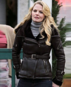 Beautiful Emma Swan Leather Jacket