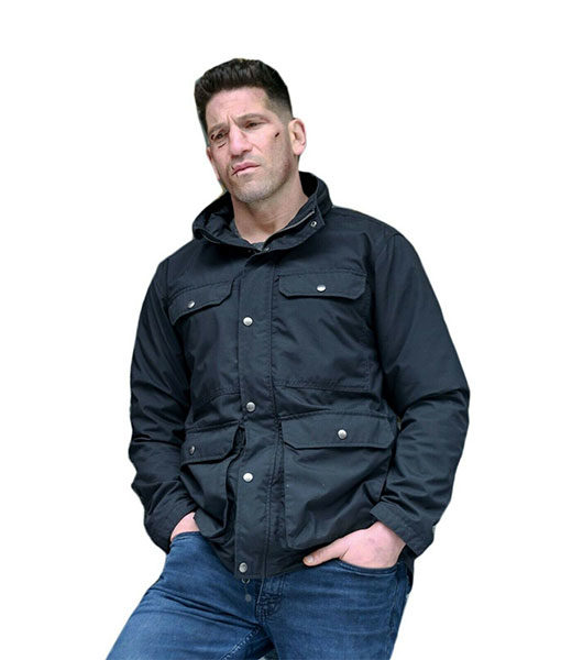 Bernthal-Mens-Cotton-Black-Jacket-Front
