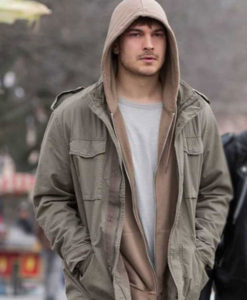 Cagatay Ulusoy The Protector Jacket with Hoodie