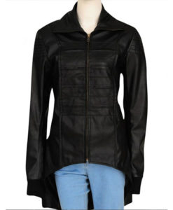 Camren Bicondova Gotham Black Jacket