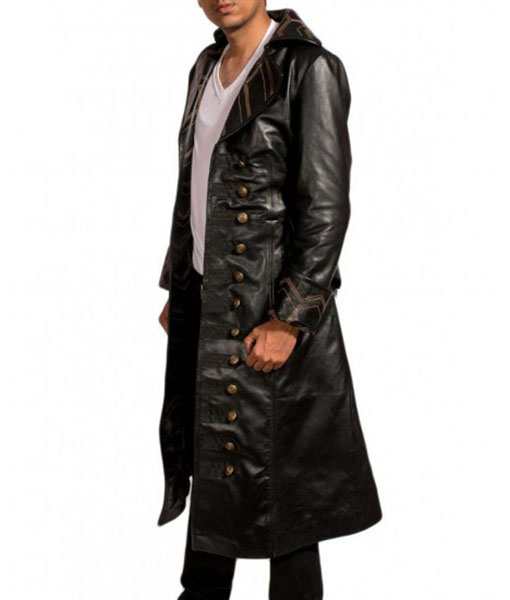 Captain Hook Once Upon a Time Jacket