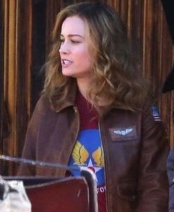 Captain-Marvel-Carol-Danvers-Flight-Bomber-Jacket-Front