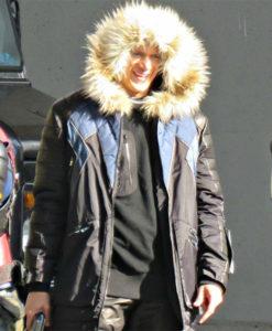 Crisis On Earth X Citizen Cold Parka Jacket