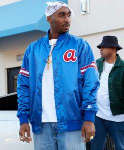 Demetrius Shipp Jr All Eyez on Me Jacket