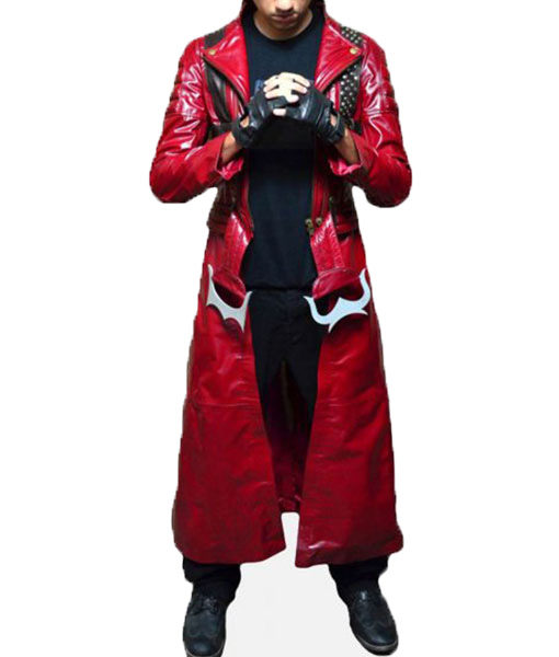 Devil-May-Cry-3-Dante-Leather-Trench-Coat-Costume-Front