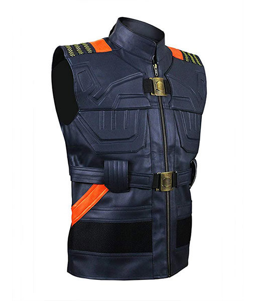 Erik Killmonger Black Panther Vest