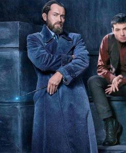 Fantastic Beasts 2 Albus Dumbledore Coat