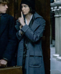 Fantastic Beasts Tina Goldstein Grey Coat