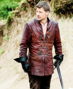 Jaime Lannister Game of Thrones Nikolaj Coster Waldau Jacket