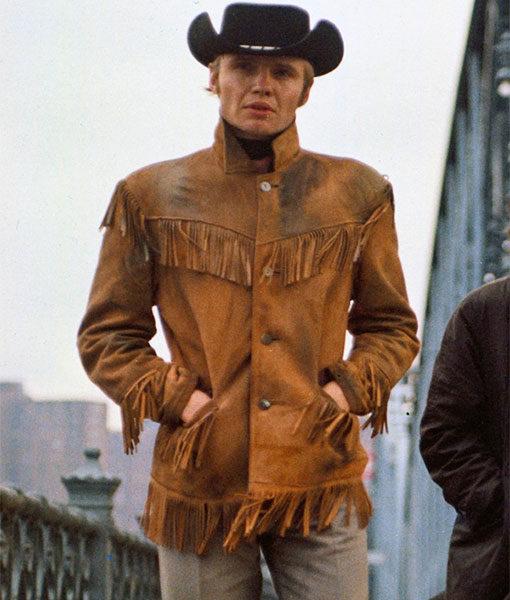 Jon Voight Midnight Cowboy Joe Buck Jacket