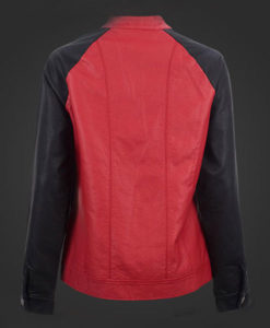 Marvel Spider-Woman Sidezip Jacket