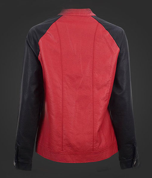 Marvel Spider-Woman Sidezip Jacket