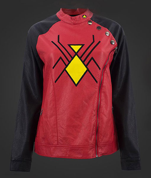 Marvel-Spider-Woman-Sidezip-Jacket-Front