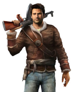 Nathan Drake Uncharted Winter Jacket