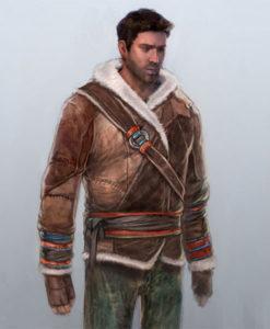 Nathan Drake Uncharted Winter Jacket