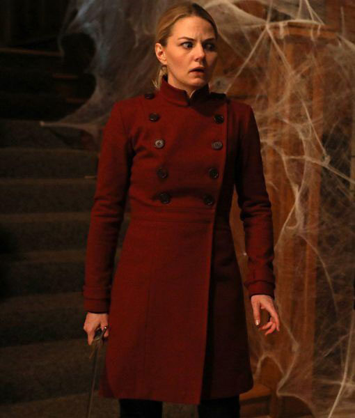 OUAT-Emma-Swan-Red-Trench-Coat-Front
