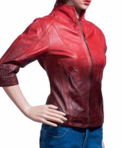 Scarlet Witch Avengers Elizabeth Olsen Jacket