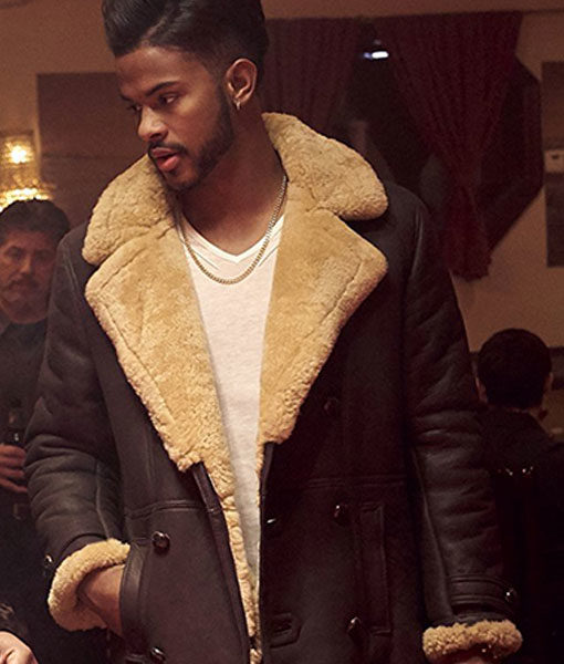 Superfly-Trevor-Jackson-Brown-Leather-Shearling-Coat-Front