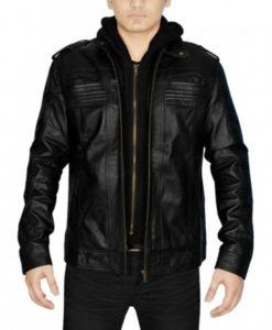 TNA AJ Styles Black Jacket